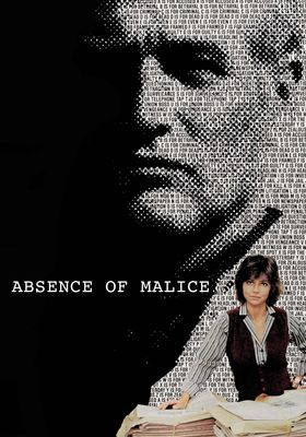 Absence of Malice's Poster