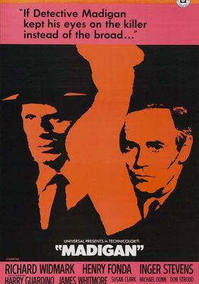 Madigan's Poster
