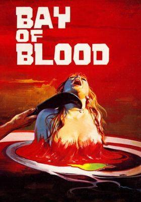 A Bay of Blood's Poster
