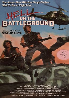 Hell On The Battleground's Poster