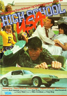 High School U.S.A.'s Poster