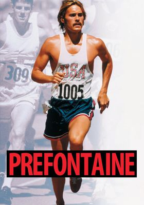 Prefontaine's Poster