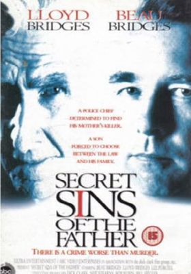 Secret Sins Of The Father's Poster
