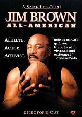 Jim Brown All American's Poster
