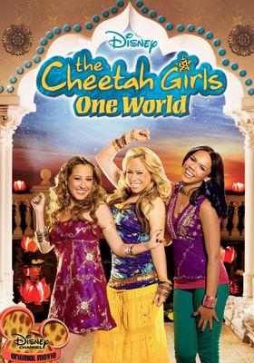 The Cheetah Girls: One World's Poster