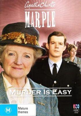 Marple: Murder Is Easy's Poster
