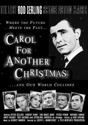 Carol For Another Christmas's Poster