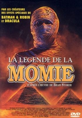 Bram Stoker's Legend of the Mummy's Poster