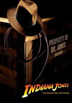 『인디아나 존스 5』のポスター