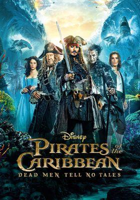 『パイレーツ・オブ・カリビアン 最後の海賊』のポスター