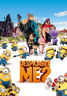Despicable Me 2's Poster