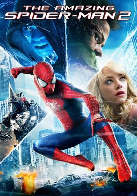 The Amazing Spider-Man 2's Poster