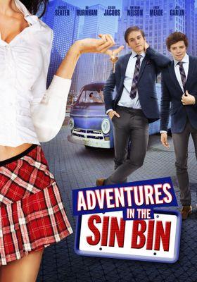 Adventures in the Sin Bin's Poster