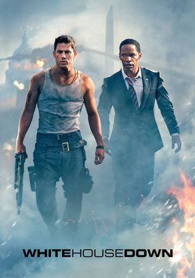 White House Down's Poster