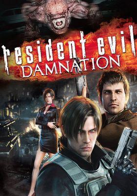 Resident Evil: Damnation's Poster