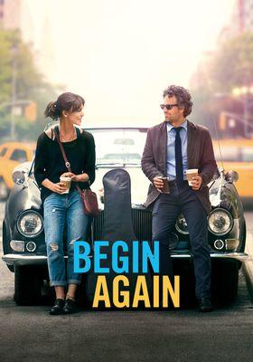 Begin Again's Poster