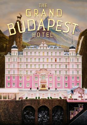 The Grand Budapest Hotel's Poster