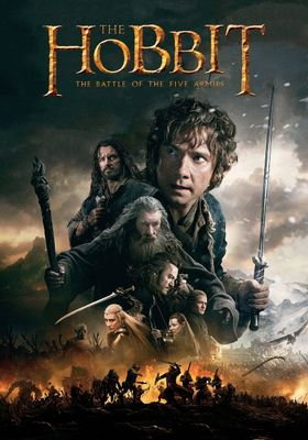 The Hobbit: The Battle of the Five Armies's Poster