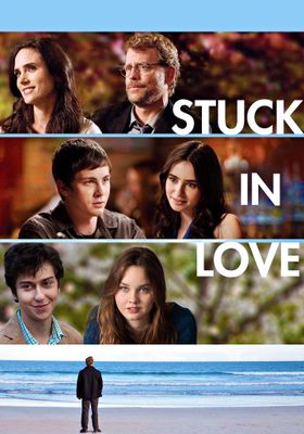 Stuck in Love's Poster
