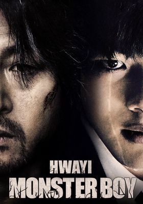 Hwayi: A Monster Boy's Poster