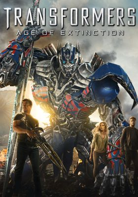 Transformers: Age of Extinction's Poster
