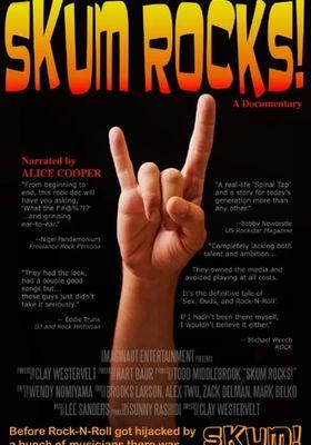 Skum rocks!'s Poster