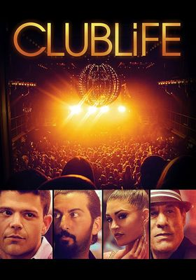 Club Life's Poster