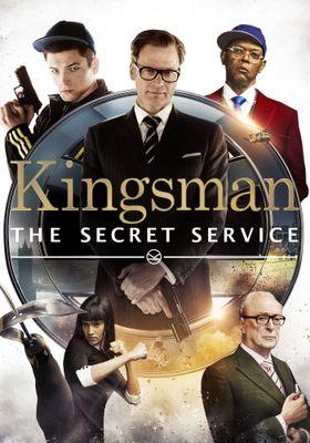 Kingsman: The Secret Service's Poster