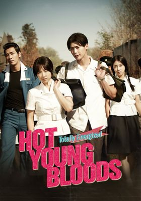 Hot Young Bloods's Poster