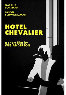 Hotel Chevalier's Poster