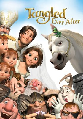 Tangled Ever After's Poster