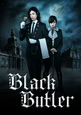 Black Butler's Poster