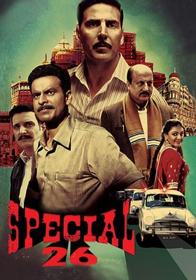 Special 26's Poster