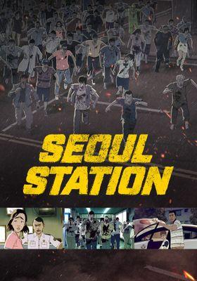 Seoul Station's Poster