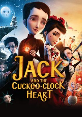 Jack and the Cuckoo-Clock Heart's Poster