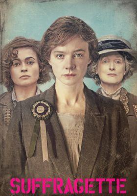 Suffragette's Poster