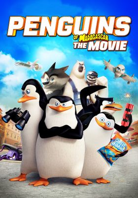 Penguins of Madagascar's Poster