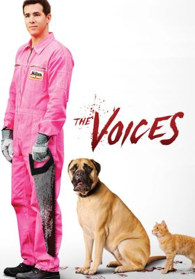 The Voices's Poster