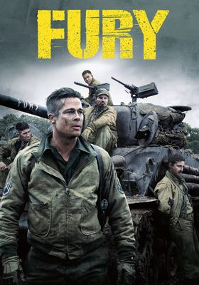 Fury's Poster