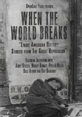 When The World Breaks's Poster