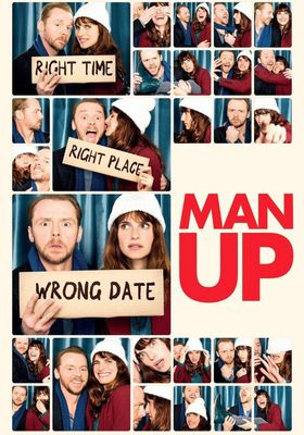 Man Up's Poster