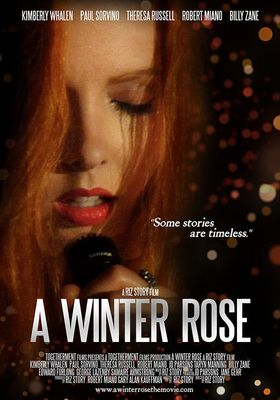 A Winter Rose's Poster