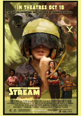 The Stream's Poster