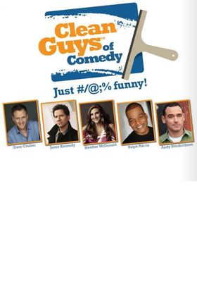 Clean Guys Of Comedy's Poster