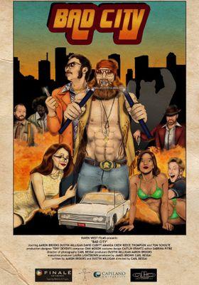 Bad City's Poster