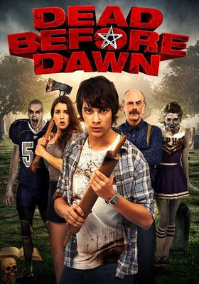 Dead Before Dawn 3D's Poster