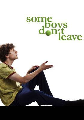 Some Boys Don't Leave's Poster