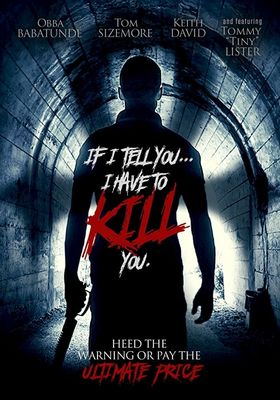If I Tell You I Have to Kill You's Poster