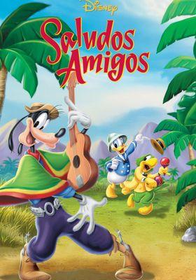 Saludos Amigos's Poster
