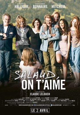 Salaud, on t'aime's Poster